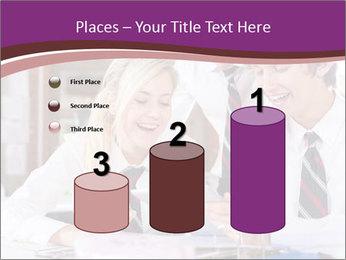 School students PowerPoint Templates - Slide 65