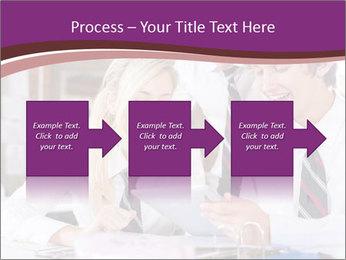 School students PowerPoint Templates - Slide 88