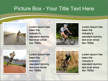 Bicycle PowerPoint Templates - Slide 14