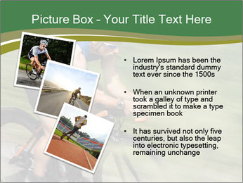 Bicycle PowerPoint Templates - Slide 17