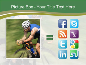 Bicycle PowerPoint Templates - Slide 21
