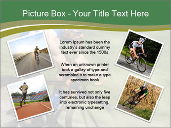 Bicycle PowerPoint Templates - Slide 24