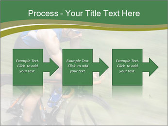 Bicycle PowerPoint Templates - Slide 88
