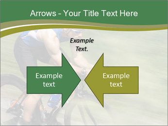 Bicycle PowerPoint Templates - Slide 90