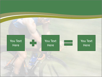 Bicycle PowerPoint Templates - Slide 95