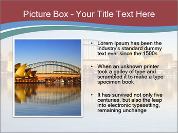 The Sydney Opera House PowerPoint Templates - Slide 13