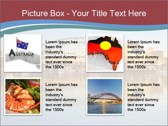 The Sydney Opera House PowerPoint Templates - Slide 14