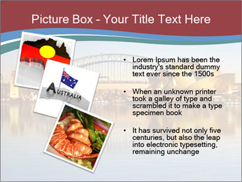 The Sydney Opera House PowerPoint Templates - Slide 17