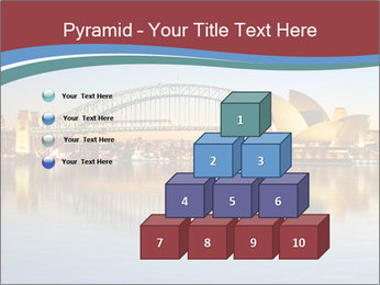 The Sydney Opera House PowerPoint Templates - Slide 31