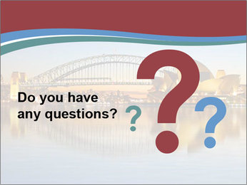 The Sydney Opera House PowerPoint Templates - Slide 96