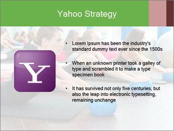 Aerobics pilates PowerPoint Templates - Slide 11