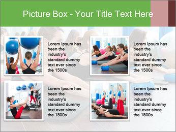Aerobics pilates PowerPoint Templates - Slide 14