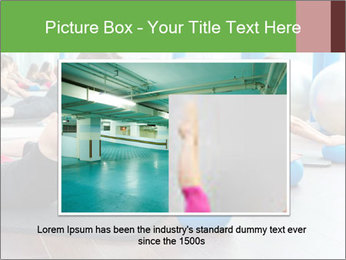 Aerobics pilates PowerPoint Templates - Slide 15
