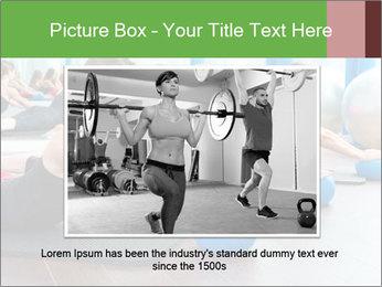 Aerobics pilates PowerPoint Templates - Slide 16