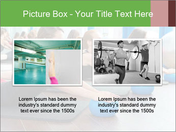 Aerobics pilates PowerPoint Templates - Slide 18