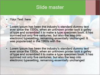 Aerobics pilates PowerPoint Templates - Slide 2