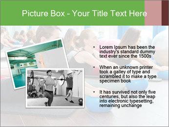 Aerobics pilates PowerPoint Templates - Slide 20