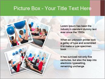 Aerobics pilates PowerPoint Templates - Slide 23