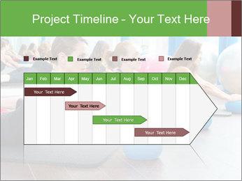Aerobics pilates PowerPoint Templates - Slide 25