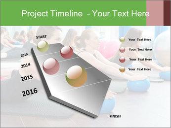 Aerobics pilates PowerPoint Templates - Slide 26