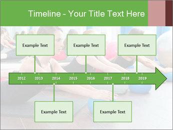 Aerobics pilates PowerPoint Templates - Slide 28
