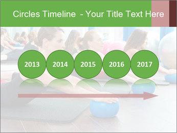 Aerobics pilates PowerPoint Templates - Slide 29