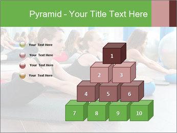 Aerobics pilates PowerPoint Templates - Slide 31