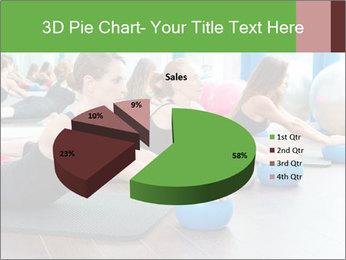 Aerobics pilates PowerPoint Templates - Slide 35