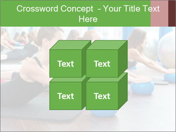 Aerobics pilates PowerPoint Templates - Slide 39