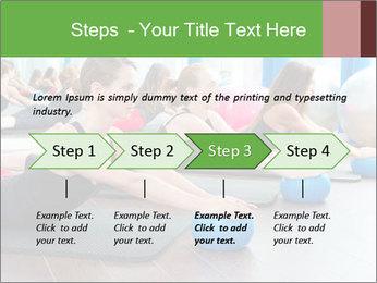 Aerobics pilates PowerPoint Templates - Slide 4