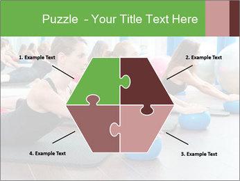Aerobics pilates PowerPoint Templates - Slide 40