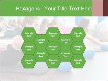 Aerobics pilates PowerPoint Templates - Slide 44