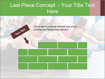 Aerobics pilates PowerPoint Templates - Slide 46