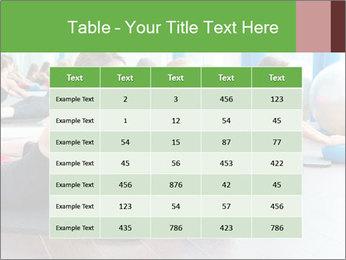 Aerobics pilates PowerPoint Templates - Slide 55