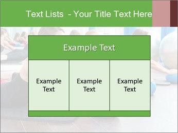 Aerobics pilates PowerPoint Templates - Slide 59