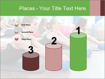 Aerobics pilates PowerPoint Templates - Slide 65