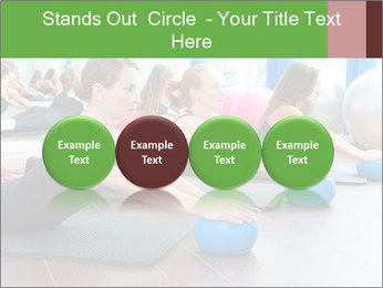 Aerobics pilates PowerPoint Templates - Slide 76