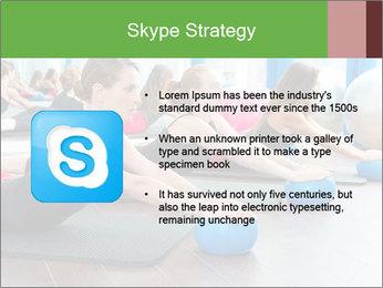 Aerobics pilates PowerPoint Templates - Slide 8