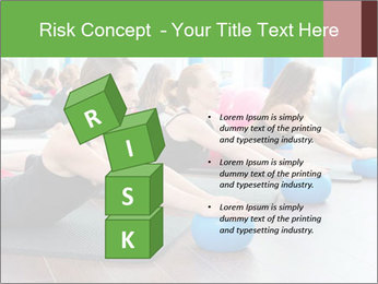 Aerobics pilates PowerPoint Templates - Slide 81