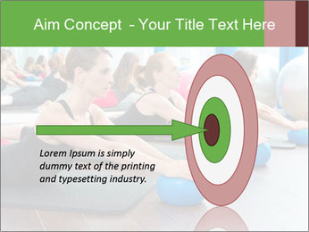 Aerobics pilates PowerPoint Templates - Slide 83