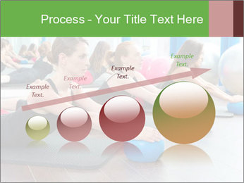 Aerobics pilates PowerPoint Templates - Slide 87