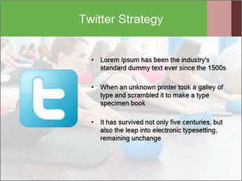 Aerobics pilates PowerPoint Templates - Slide 9