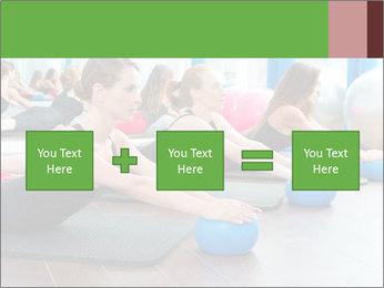 Aerobics pilates PowerPoint Templates - Slide 95