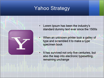 Candlestick chart PowerPoint Template - Slide 11
