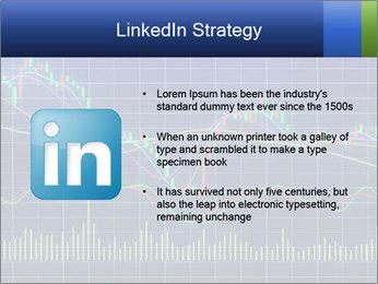Candlestick chart PowerPoint Template - Slide 12