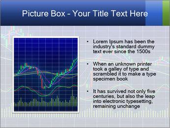 Candlestick chart PowerPoint Template - Slide 13