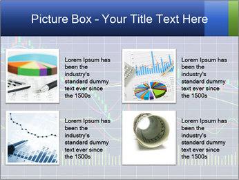 Candlestick chart PowerPoint Template - Slide 14