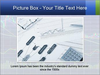 Candlestick chart PowerPoint Template - Slide 15