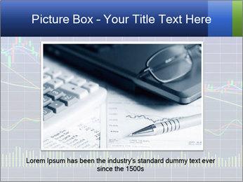 Candlestick chart PowerPoint Template - Slide 16