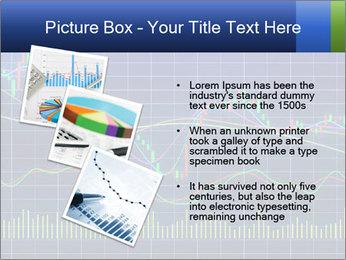 Candlestick chart PowerPoint Template - Slide 17